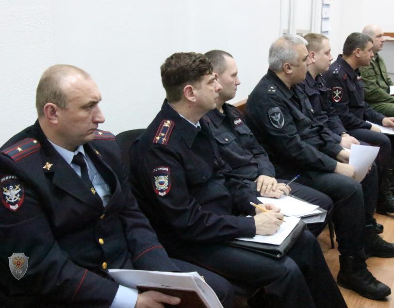 Оперативным штабом в Саратовской области проведены антитеррористические командно-штабные учения  на стадионе «Локомотив»
