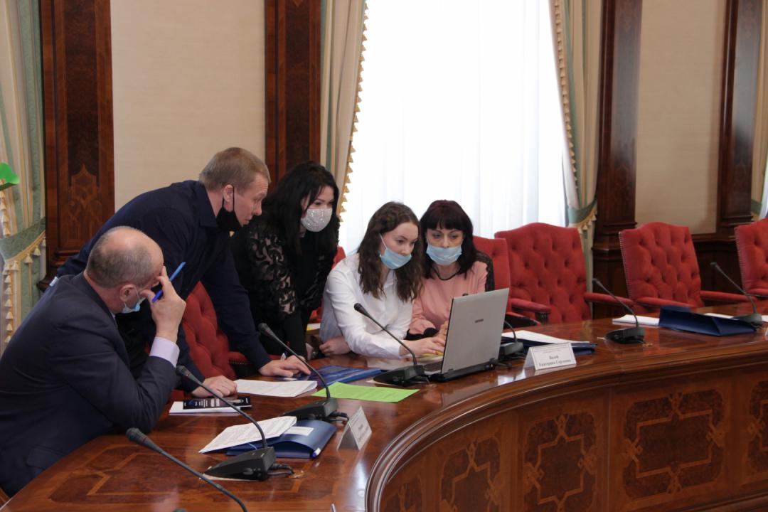 В Сыктывкаре прошли учебно-методические сборы с секретарями антитеррористических комиссий муниципальных образований