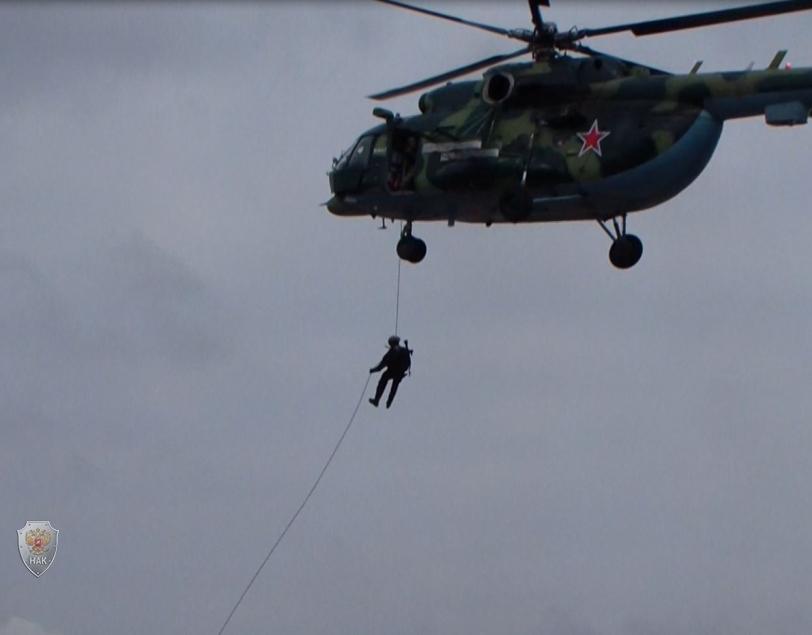 Оперативным штабом в Астраханской области проведены  антитеррористические учения