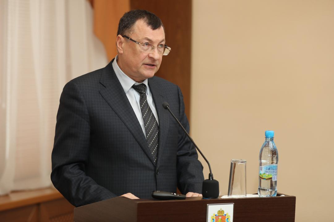 Выступление Кожинова А.Г. заместителя директора департамента здравоохранения администрации Владимирской области