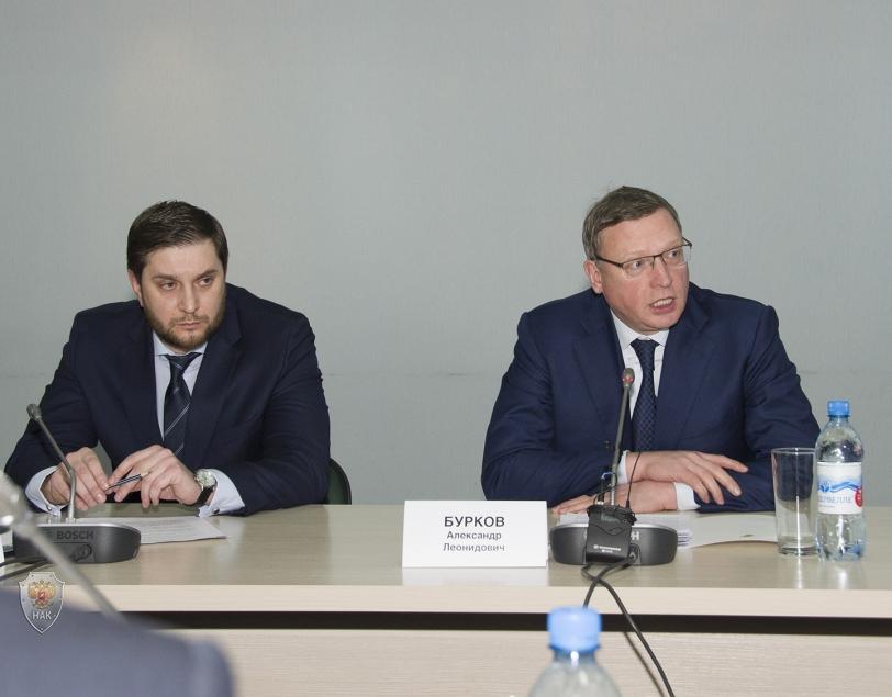 Александр Бурков высоко оценивает уровень межэтнических отношений в регионе и ставит задачей сохранить Омскую область территорией согласия