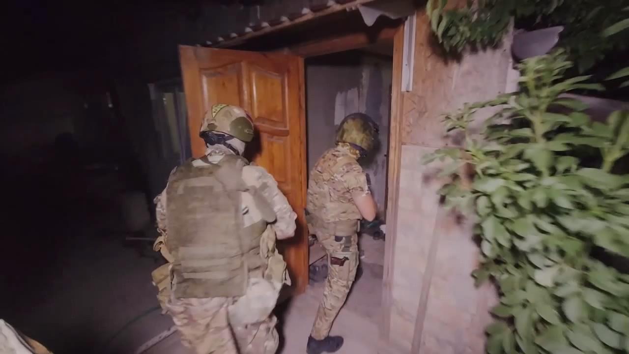 В Крыму пресечена деятельность террористической ячейки
