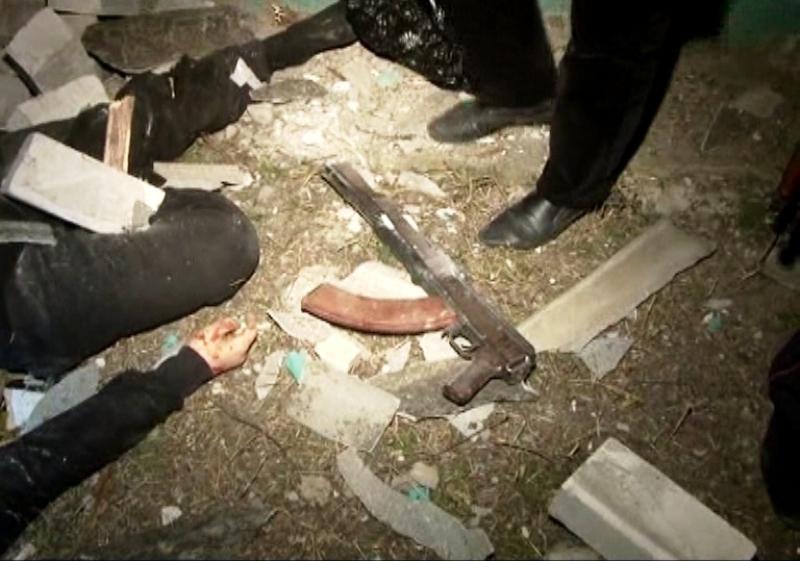 В ходе КТО в Хасавюртовском районе Дагестана нейтрализованы главарь т.н. хасавюртовской банды и четыре боевика