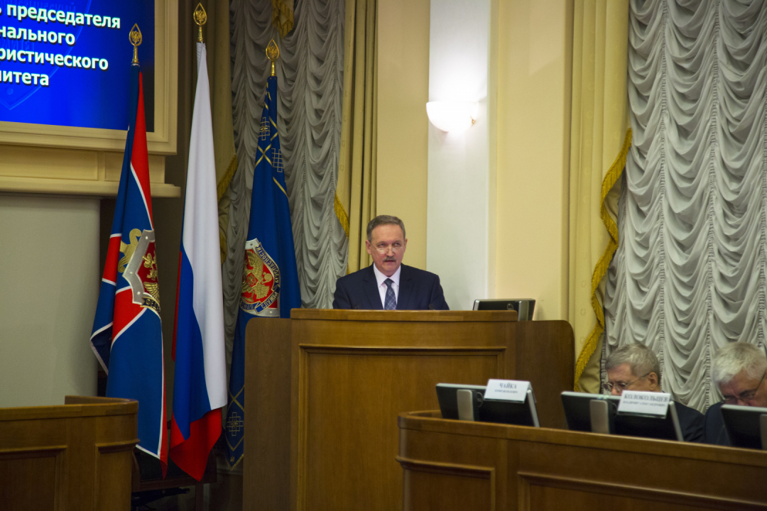 В Москве прошло итоговое заседание НАК и ФОШ
