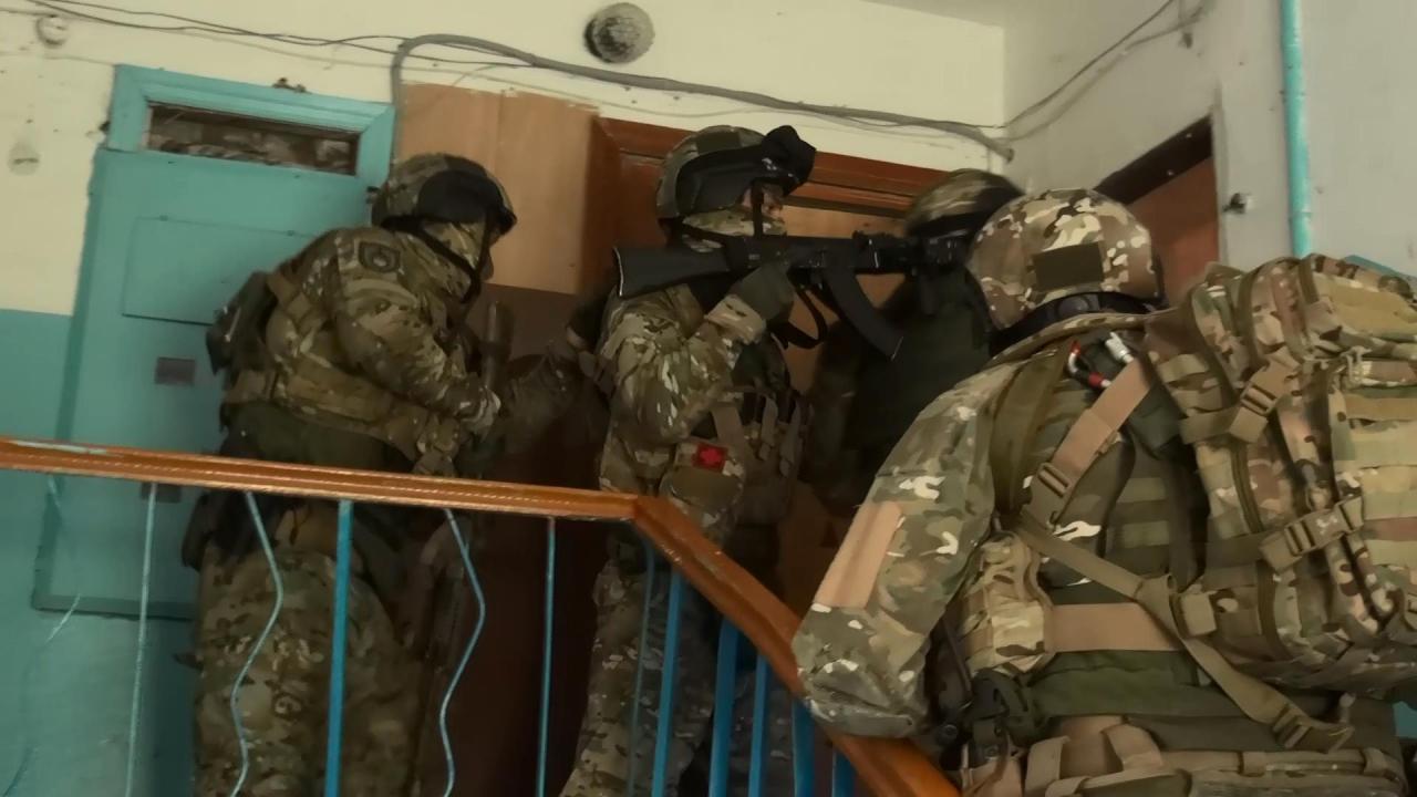 В Кабардино-Балкарии предотвращён готовившийся бандитами террористический акт