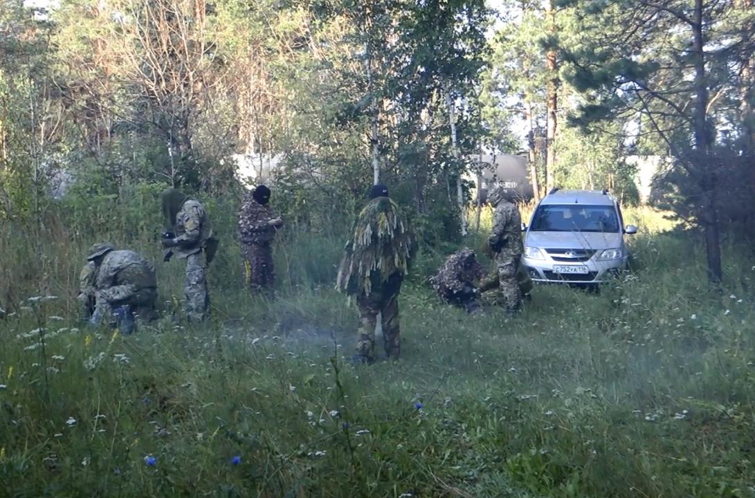В Республике Татарстан пресечено совершение теракта