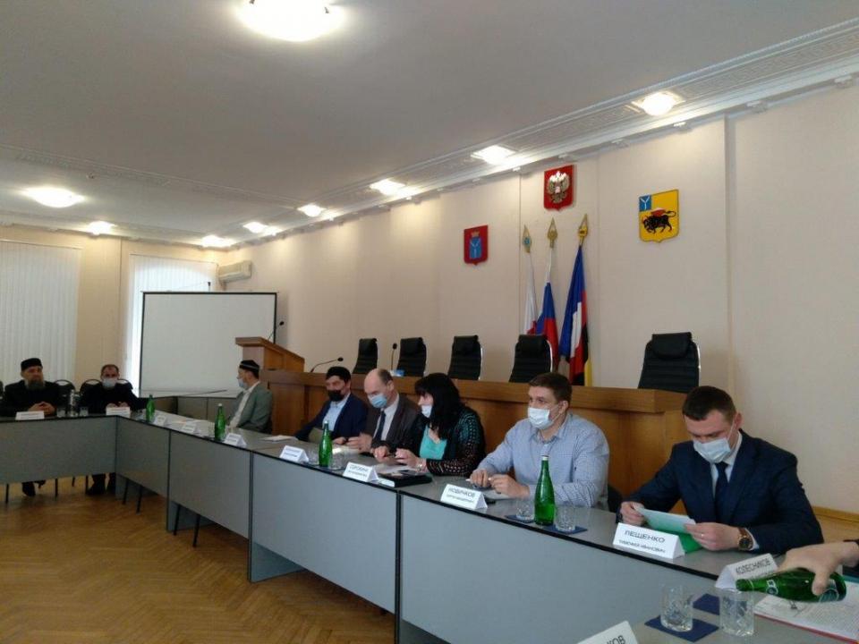 В Саратовской области проведен семинар-совещание по вопросам антитеррористической защищенности объектов религиозных организаций