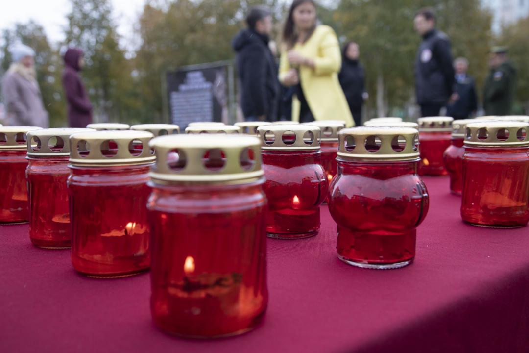 В День солидарности в борьбе с терроризмом в Ненецком округе пройдет традиционная Всероссийская акция «Свеча»