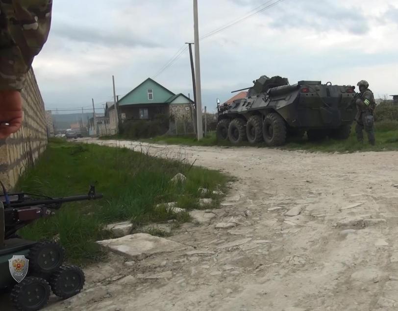 В ходе КТО в Дагестане нейтрализованы девять бандитов