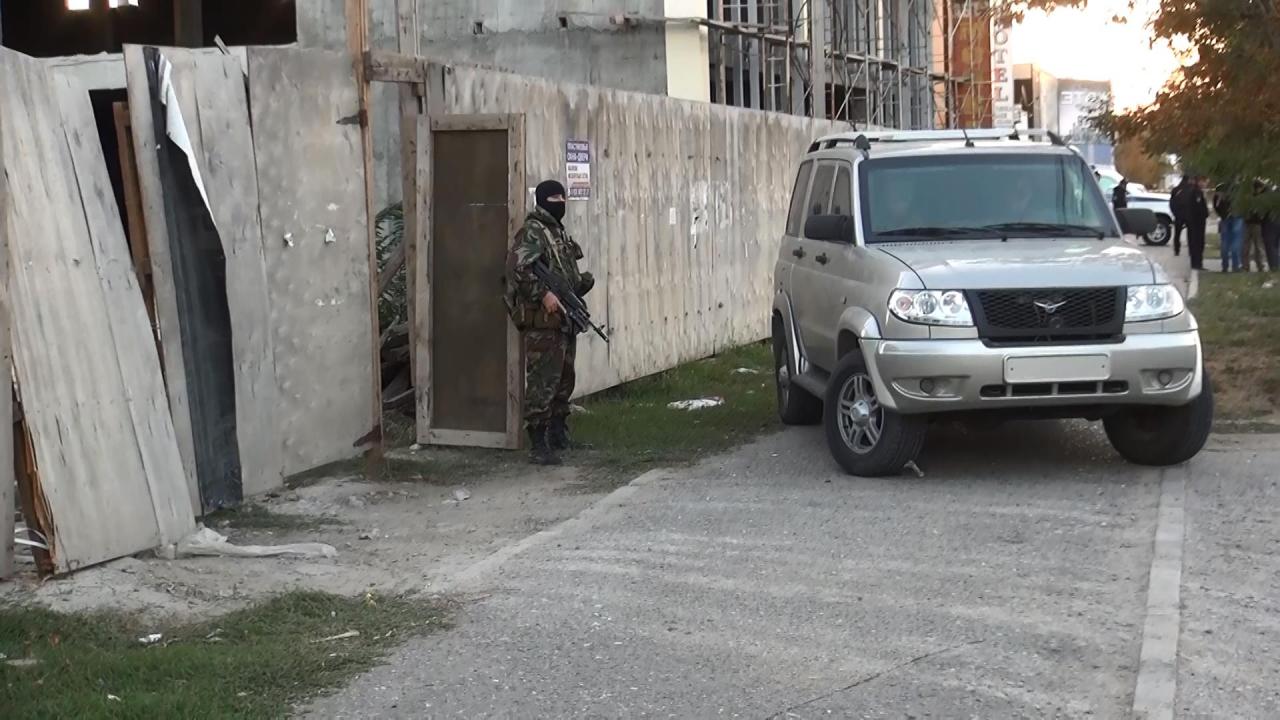 Органами ФСБ и МВД пресечена деятельность законспирированной ячейки ИГИЛ