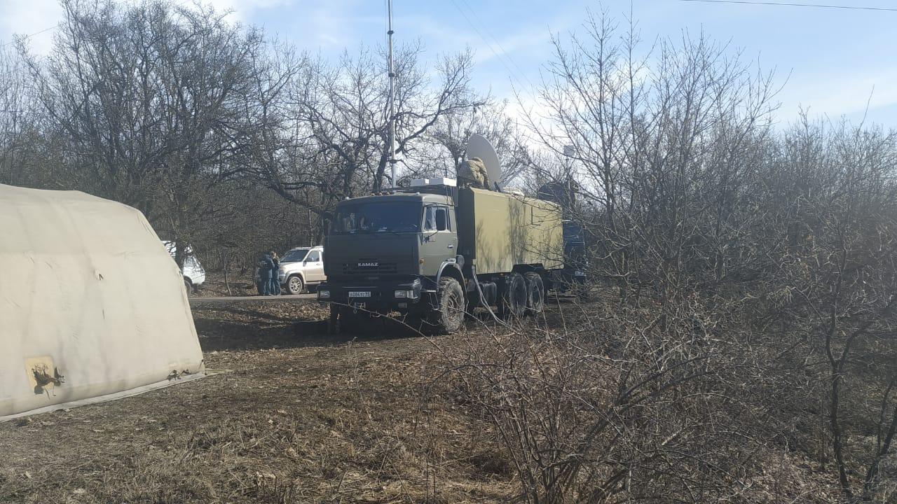 Оперативным штабом  в Чеченской Республике проведено плановое антитеррористическое учение «Атом-2021»