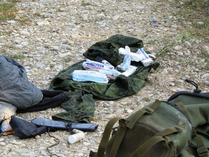 В Ингушетии нейтрализована группа из восьми боевиков ИГИЛ