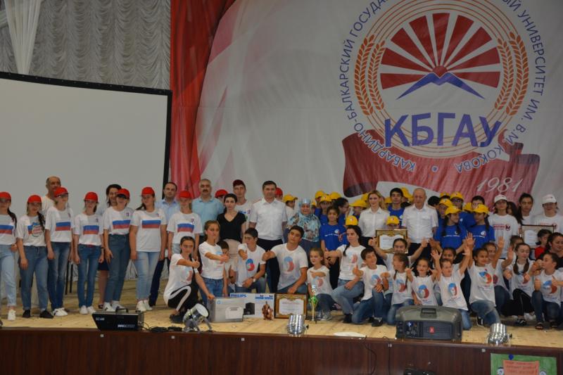 В Нальчике прошел 15-й финал ежегодного конкурса  «Рыцари закона»