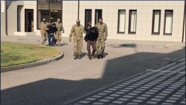 Участники вооруженного нападения в августе 1999 года в составе бандформирований Ш. Басаева и Э. Хаттаба на населенные пункты Ботлихского района Республики Дагестан доставлены в орган предварительного следствия