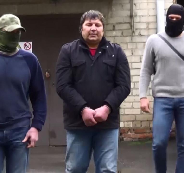 На территории города Москвы задержан участник банды Шамиля Басаева