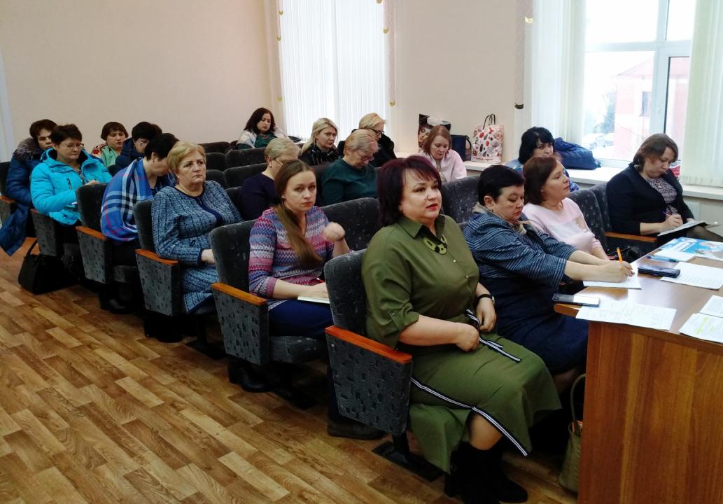В Рузаевке обсудили комплекс мер по противодействию идеологии терроризма в образовательной среде