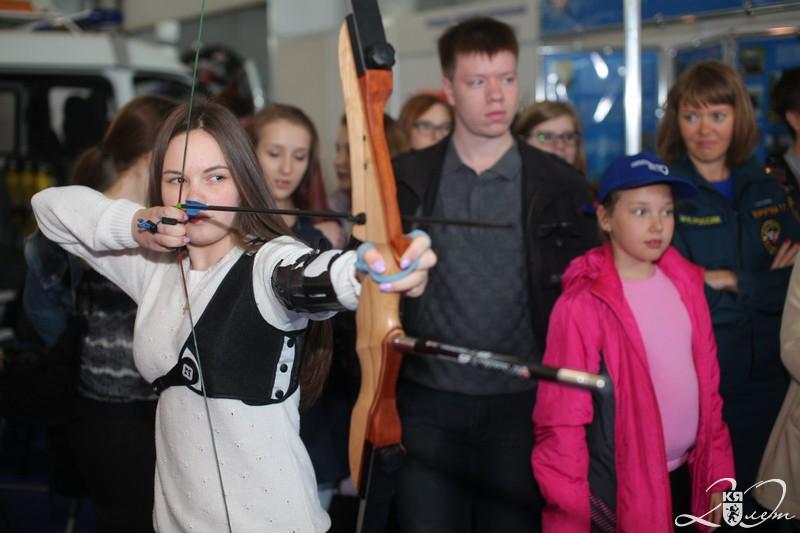 В Красноярске при поддержке НАК проходит форум-выставка «Современные системы безопасности — Антитеррор»