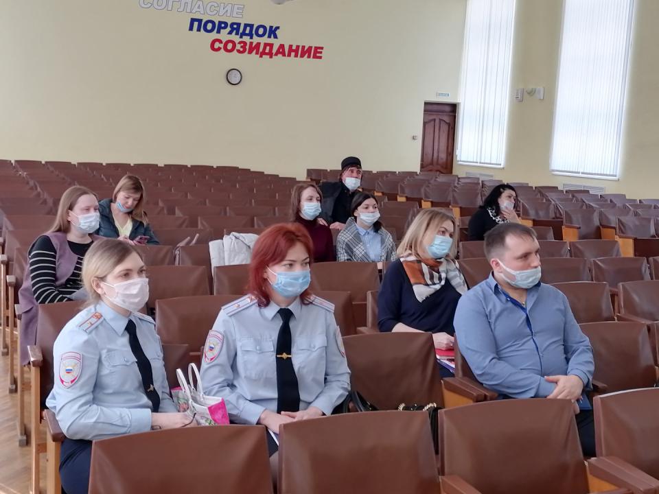 В Саранске с работодателями обсуждены вопросы противодействия терроризму и экстремизму