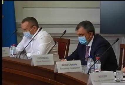 Прошло совместное плановое заседание антитеррористической комиссии и оперативного штаба в Астраханской области