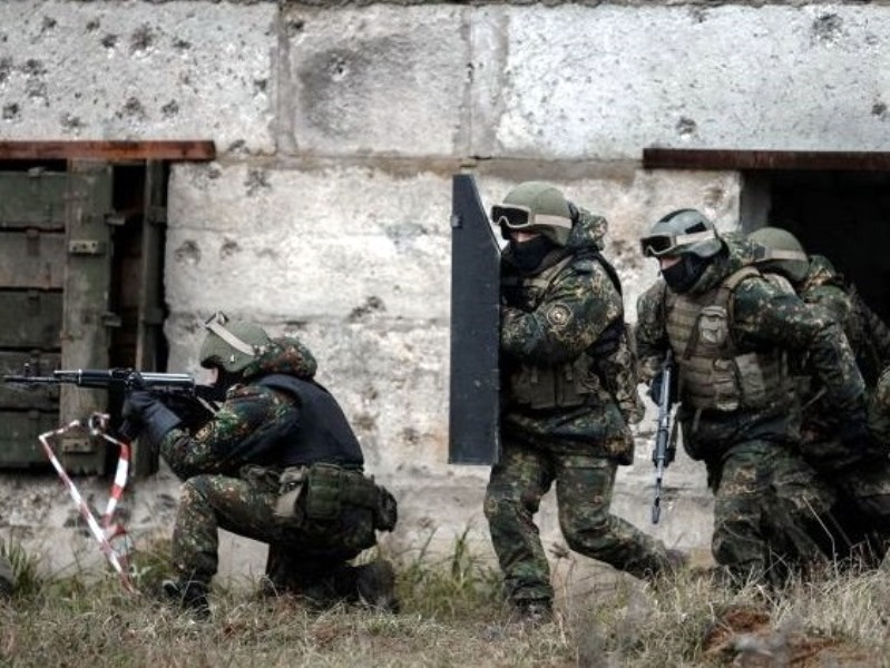 Чемпионат России по антитеррористической безопасности проведен среди подразделений специального назначения