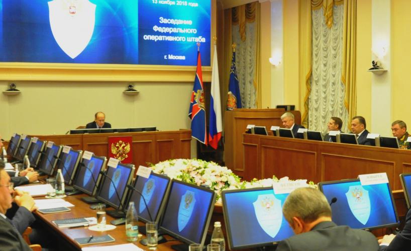В Москве прошло заседание ФОШ
