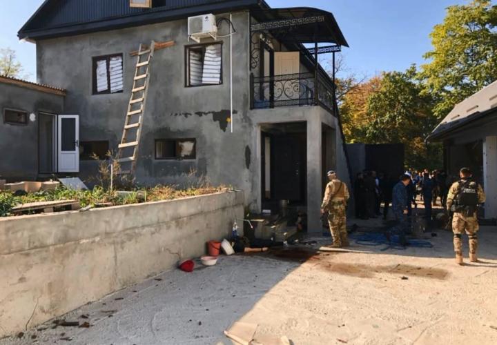 В г. Грозном в ходе КТО нейтрализовано четверо бандитов, открывших огонь по сотрудникам правоохранительных органов