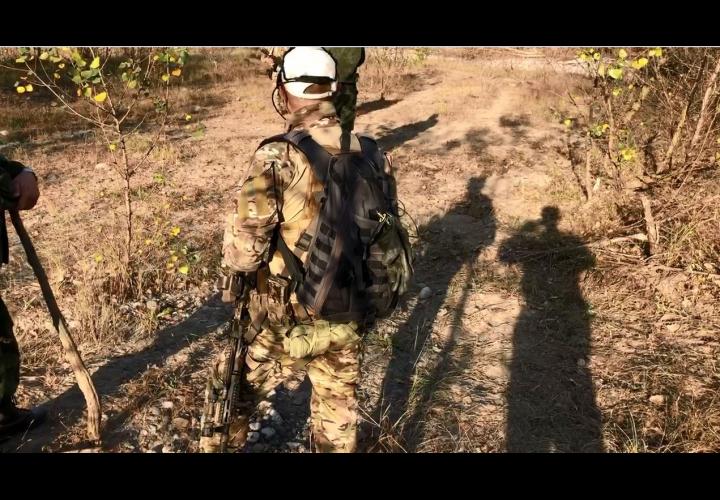 В Чеченской Республике в ходе КТО нейтрализованы двое вооруженных бандитов