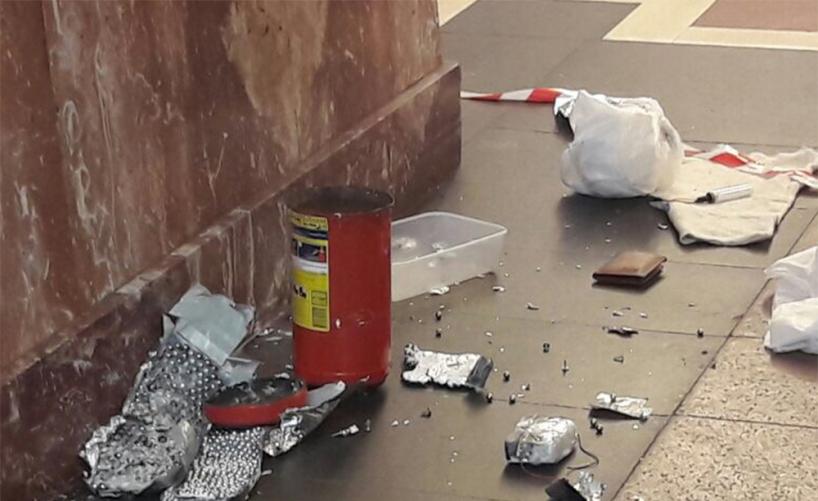 В метро Санкт-Петербурга произошел подрыв неустановленного взрывного устройства, еще одно взрывное устройство обнаружено и обезврежено правоохранительными органами