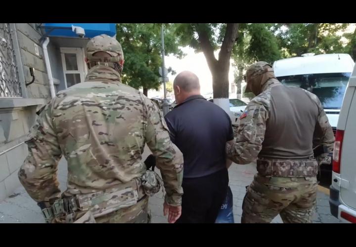 В Крыму задержаны два главаря и три участника террористической ячейки, осуществлявших вербовку граждан