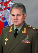 Министр обороны Российской Федерации