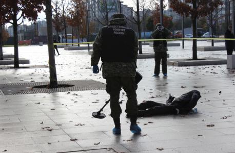 Оперативным штабом в Краснодарском крае проведено командно-штабное антитеррористическое учение «Метель-2018»