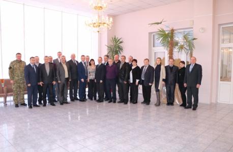 Участники семинара-совещания