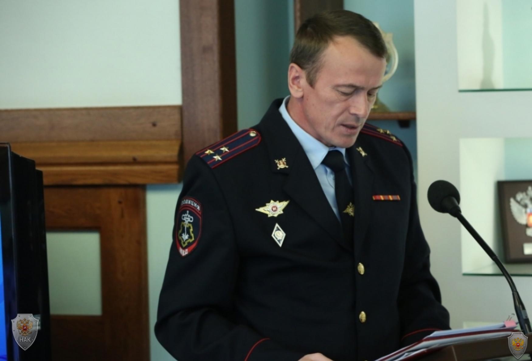 Прошло заседание антитеррористической комиссии Приморского края