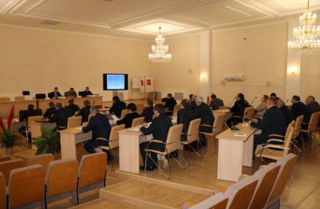 Открытие семинара-совещания