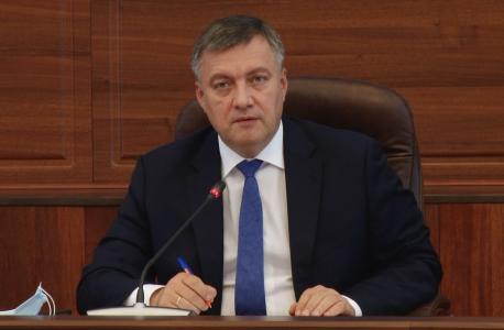 На фото председатель АТК И.И. Кобзев