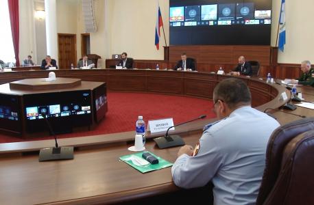 В Иркутской области будет разработана государственная программа по антитеррористической защищенности объектов здравоохранения