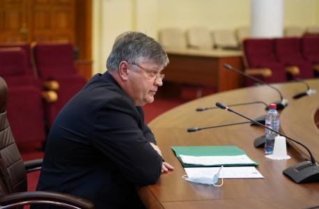 Докладчик – главный врач ОГКУЗ