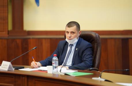 Докладчик – врио руководителя аппарата Комиссии Д.В. Балдуев