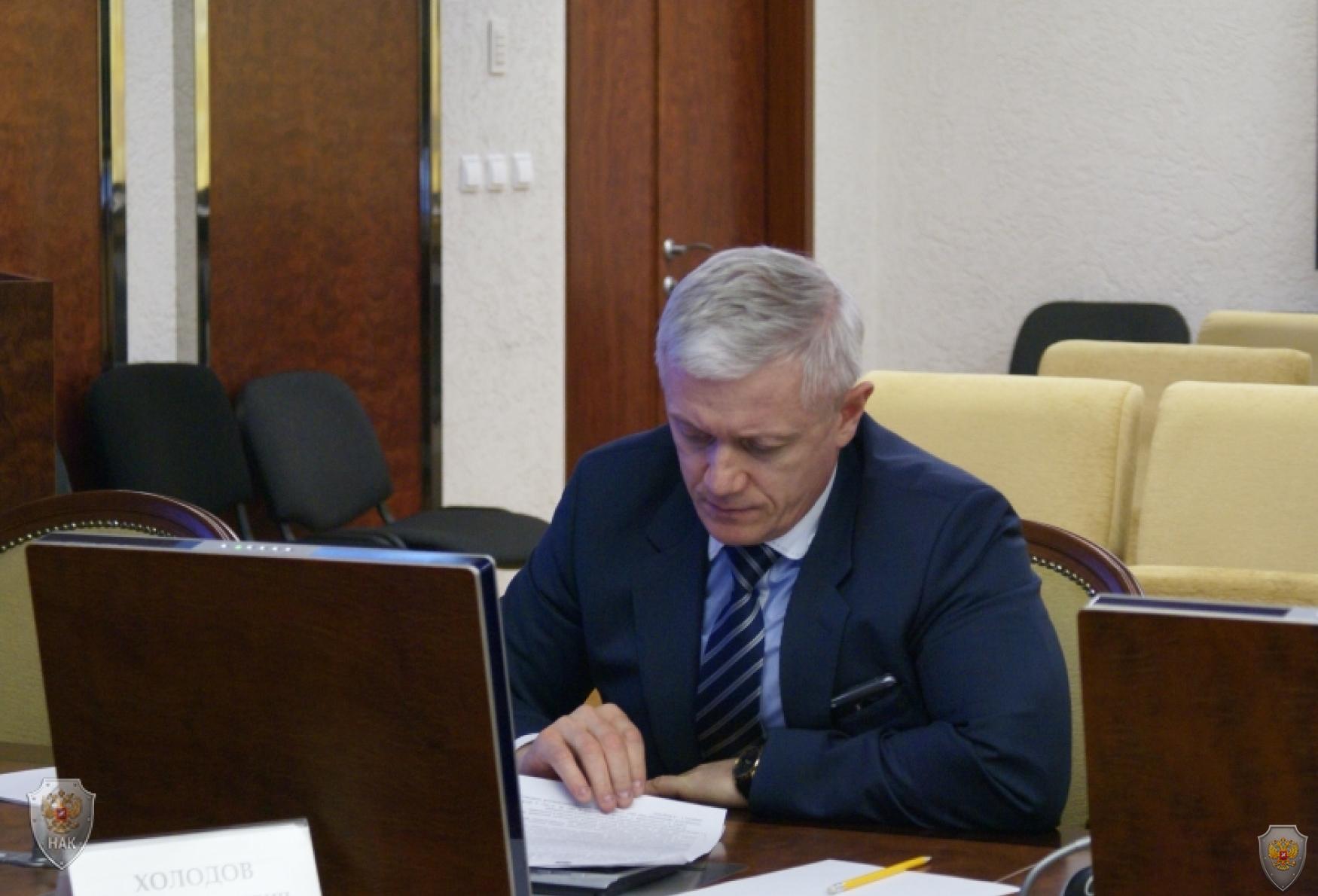 Заслушивание главы муниципального образования Заполярного района