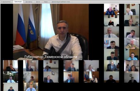Председатель АТК в Тюменской области, Губернатор Тюменской области Моор Александр Викторович