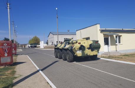 Оперативным штабом в Республике Калмыкия проведено исследовательское тактико-специальное учение