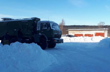 Оперативным штабом в Республике Карелия проведено антитеррористическое учение