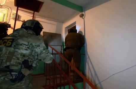 ФСБ России пресечена деятельность ячейки международной террористической организации