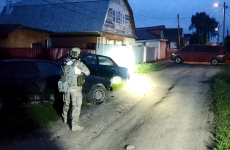 В ходе КТО в Кольчугино нейтрализованы двое бандитов, планировавших совершить теракт