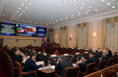 В Москве состоялось заседание  Национального антитеррористического комитета
