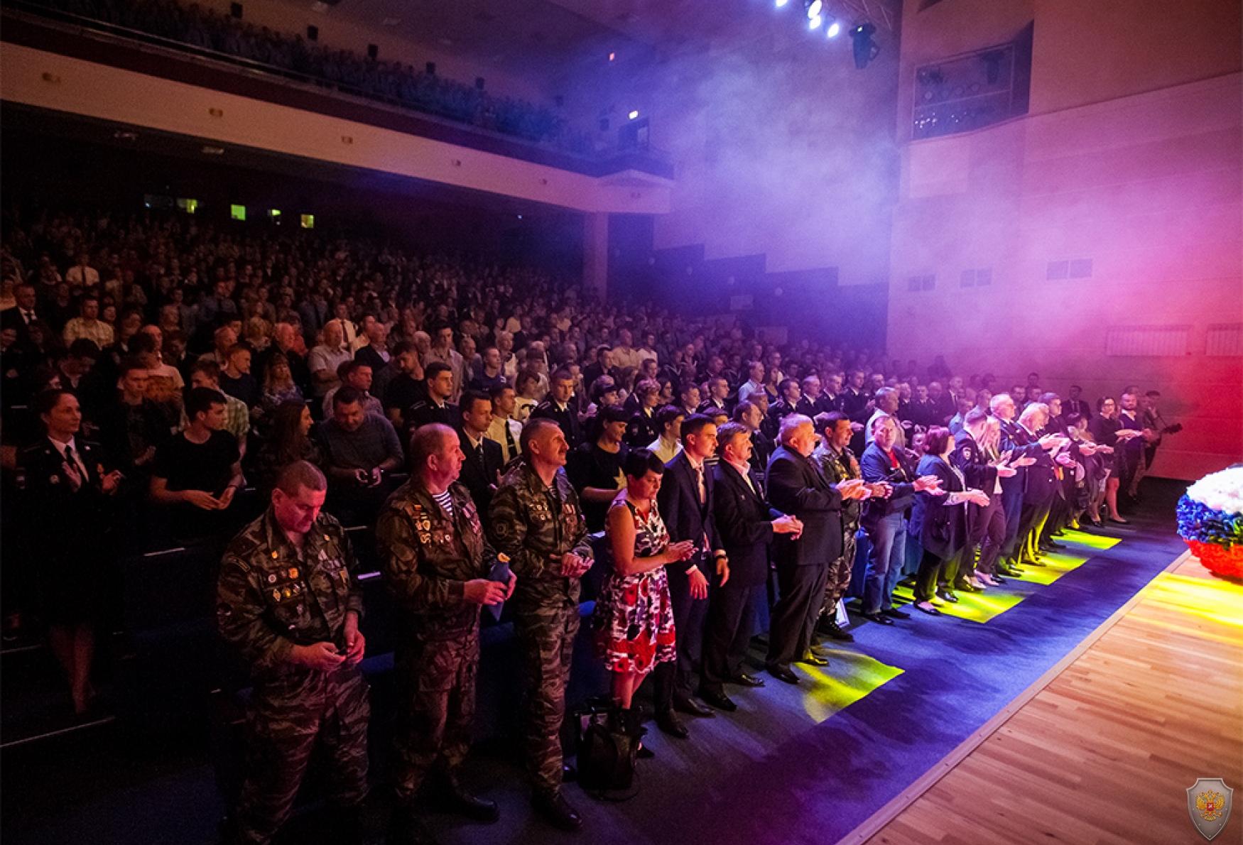 Концертный зал Калининградского пограничного института ФСБ России