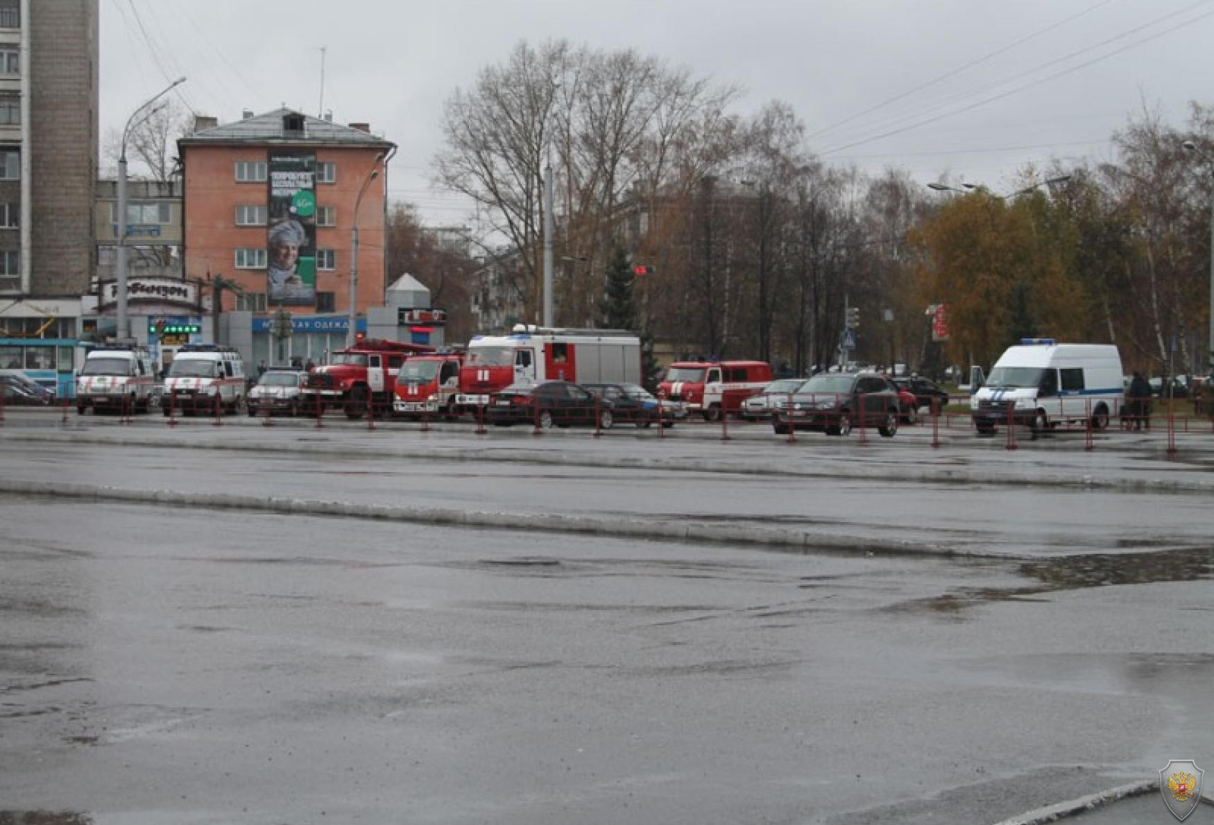 Антитеррористическое учение «Метель-2015» в Кемеровской области. 20 октября 2015 года