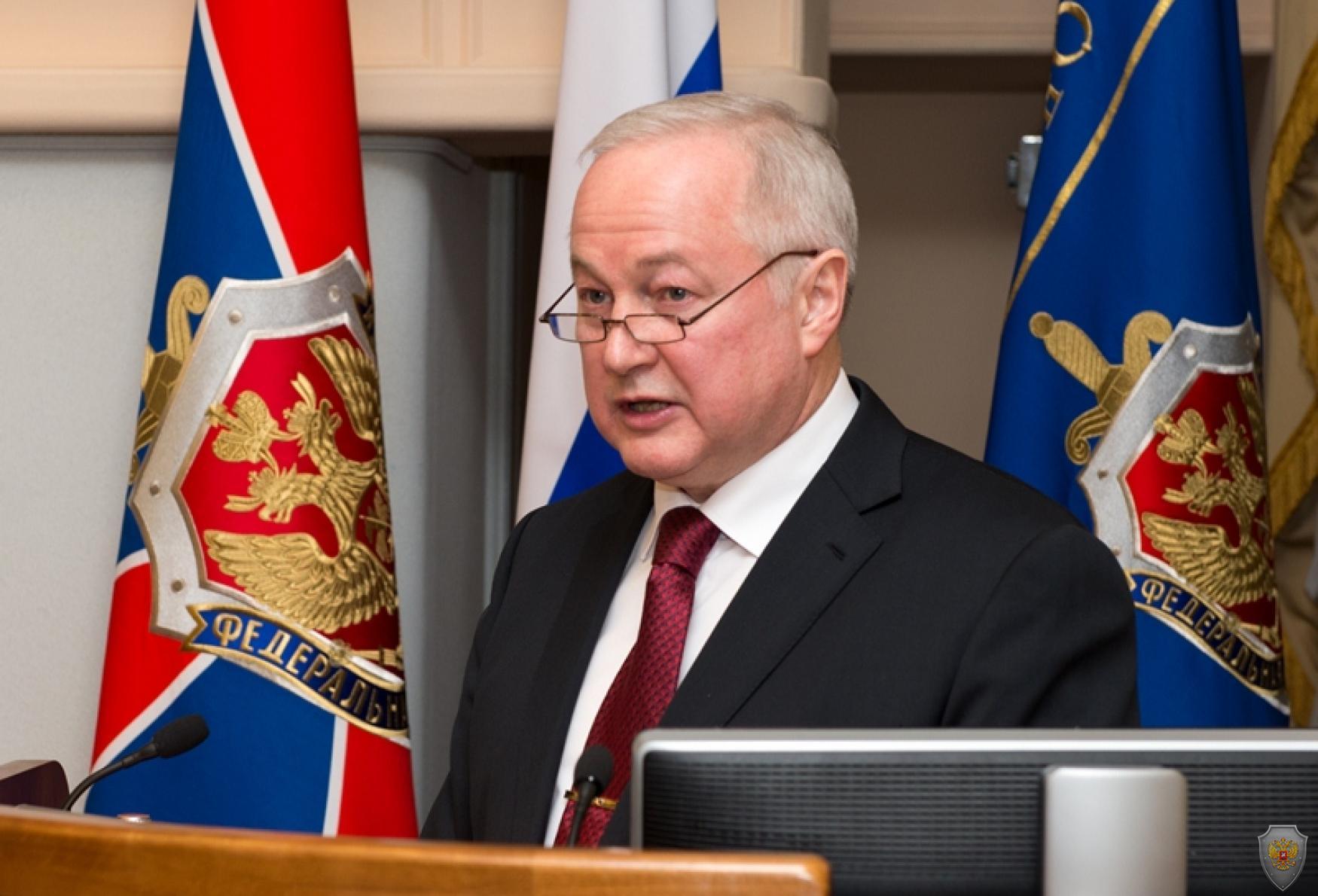 В Москве прошло совместное заседание Национального антитеррористического комитета и Федерального оперативного штаба