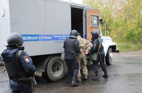 В Пермском крае прошло тактико-специальное учение «Технология-2019»