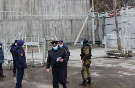 Оперативным штабом в Республике Хакасия проведено антитеррористическое учение